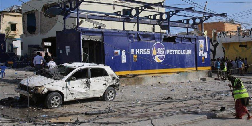 Somali'de Çifte Bombalı Saldırı: 8 Ölü