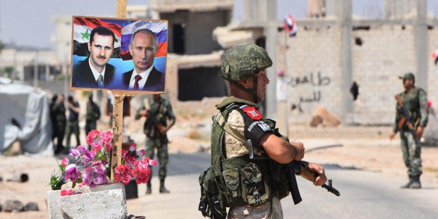 Suriye'de İran ve Rusya'nın Güç Savaşı