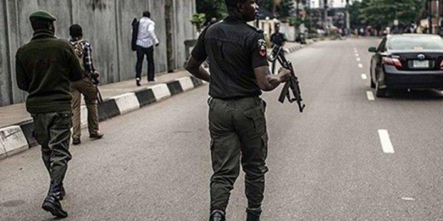 Nijerya'da Silahlı Saldırı Düzenlendi