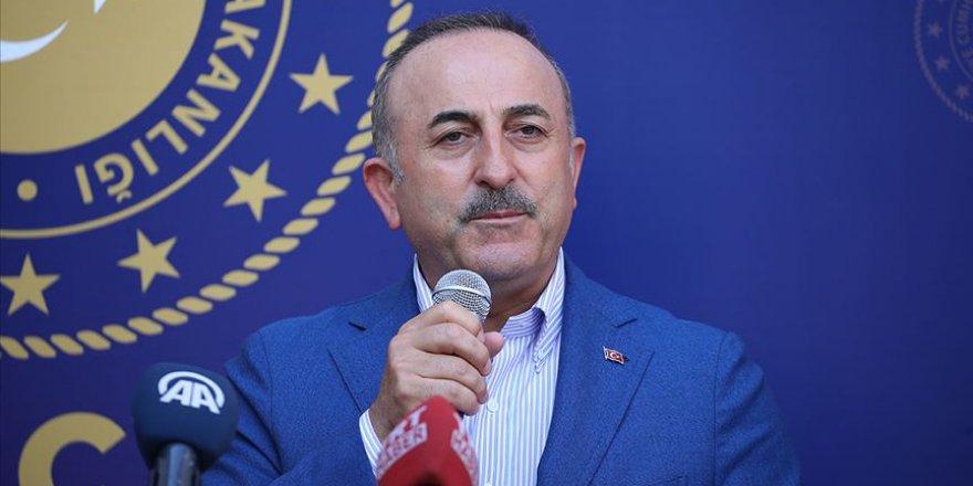 Bakan Çavuşoğlu: Rejimin Tacizlerini Tolere Etmemiz Mümkün Değil