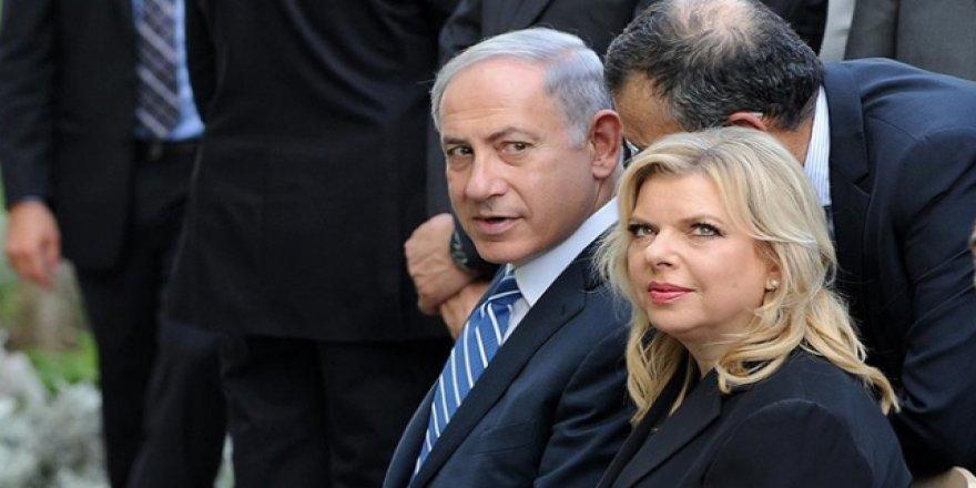 İsrail Mahkemesinden Netanyahu'nun Eşine Para Cezası
