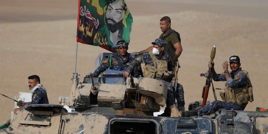 """""""PKK ve Haşdi Şabi, İran'ın gündemi demektir"""""""