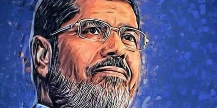 Sisi Cuntası Şehid Muhammed Mursi'yi Gizlice Defnetti