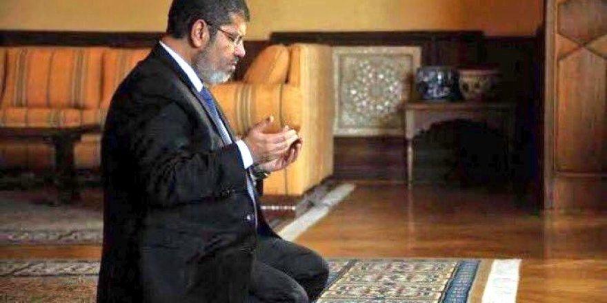 Şehid Muhammed Mursi Avrupa'nın İkiyüzlüğünü Gösterdi