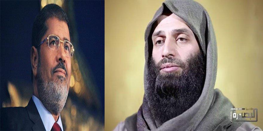 HTŞ Muhammed Mursi İçin Taziye Yayımladı