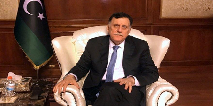 Libya Başbakanı Fayiz Es-Serrac Libya'yı Değerlendirdi