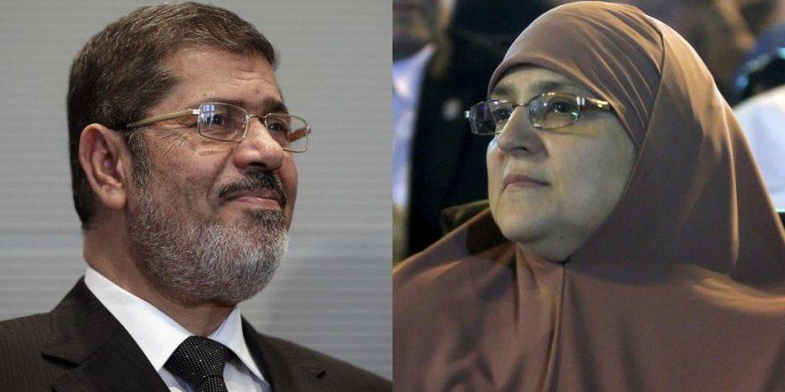 Necla Mursi: Eşim Şehid Olmuştur, Allah Hükmünü Verecektir
