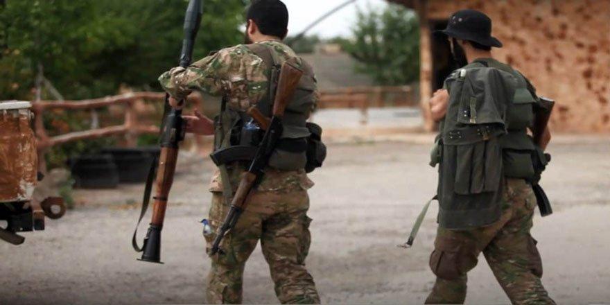 Muhaliflerden İki Ayrı Noktada Esed Güçlerine Operasyon
