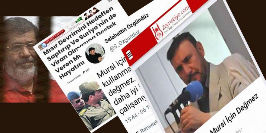 Sol Şebbihalar ve İrancılar Mursi Düşmanlığında da Birleşti!