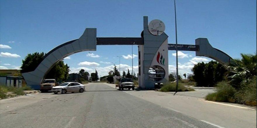 Libya'da UMH Güçleri Trablus Havalimanı'na Operasyon Başlattı