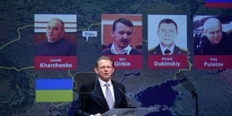 Malezya Uçağını Düşüren 4 Rus Hakkında Tutuklama Talebi