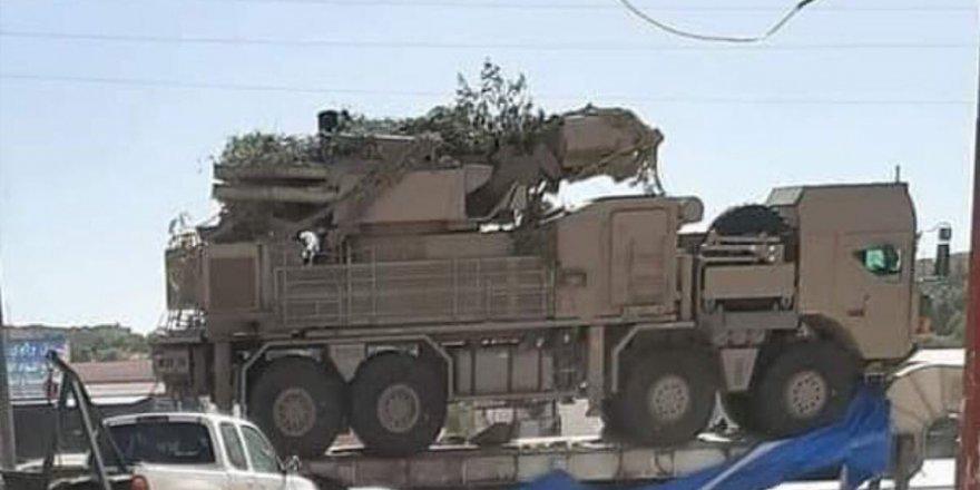 BAE'den Libya'da Halife Hafter'e Uçaksavar Desteği