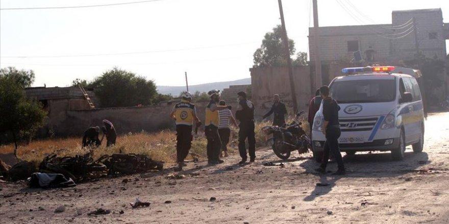 Katil Esed ve Rusya İdlib'de Sağlık Görevlilerine Saldırdı! 7 Ölü