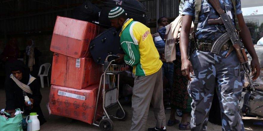 Etiyopya Afrika'da En Fazla Mülteciye Sahip İkinci Ülke
