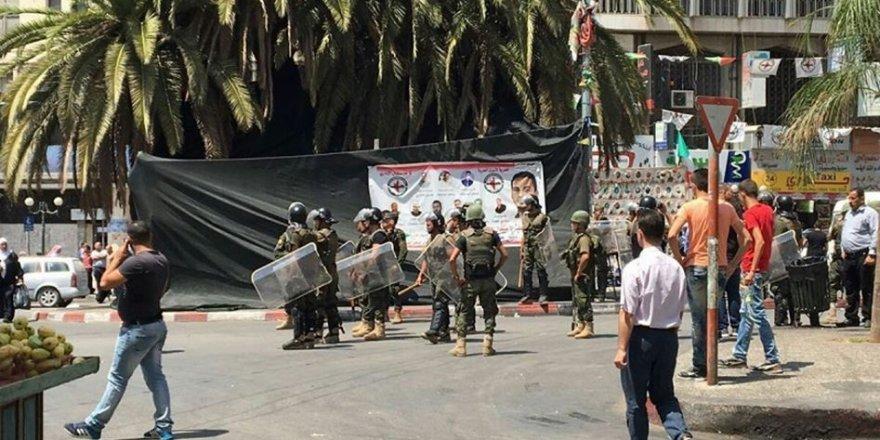 Mahmud Abbas Yönetiminden Hizbu't-Tahrir Üyelerine Sert Müdahale