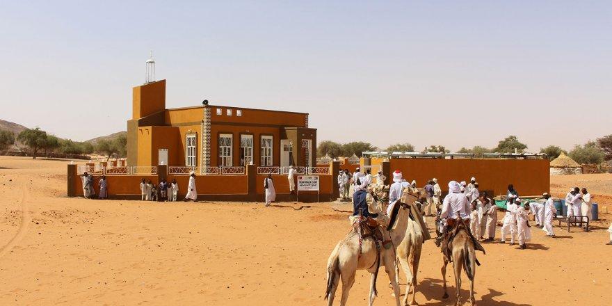 İHH Sudan'da 5 Yeni Cami Açtı