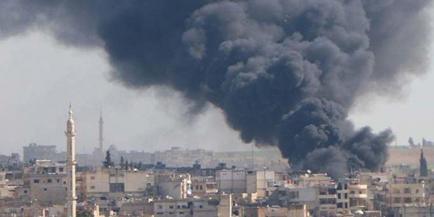İdlib'e Hava Saldırısı: 6 Kişi Hayatını Kaybetti