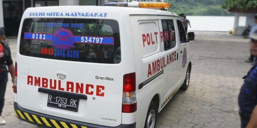 Endonezya'da Çakmak Fabrikasında Yangın: 30 Ölü