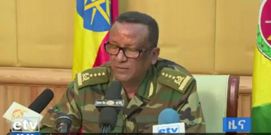 Etiyopya Genelkurmay Başkanı Darbe Girişiminde Öldürüldü