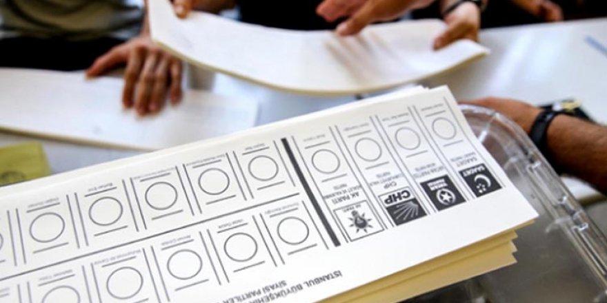 İBB Seçimleri İlçelerde de Yenilenseydi AK Parti'nin Kaybı Büyüyecekti