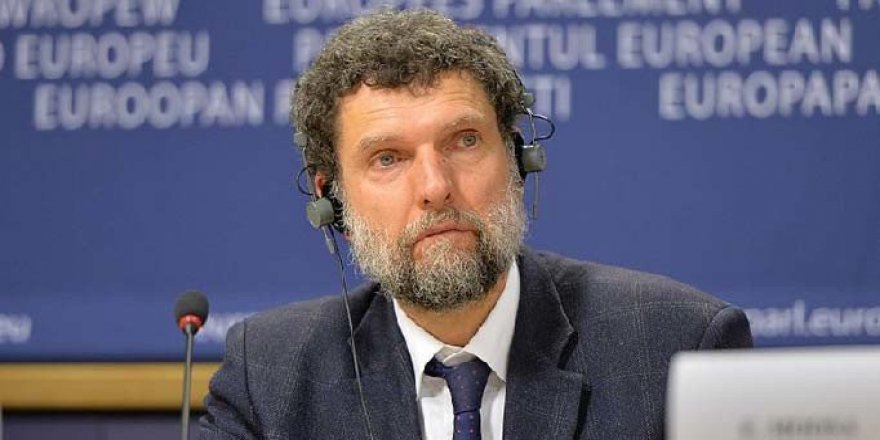 Osman Kavala Hakim Karşında
