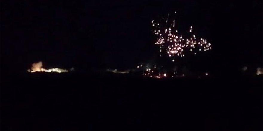 Esed Rejimi Fosfor Bombasıyla Saldırdı: 5'i çocuk 16 ölü