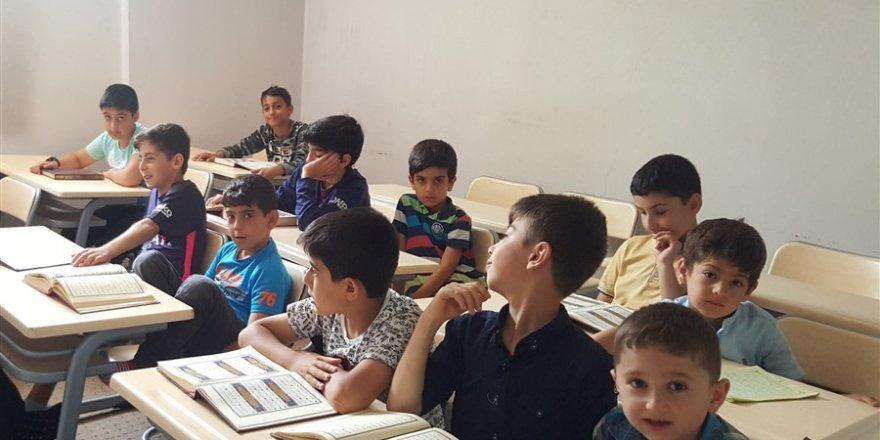 Tatvan'da Yaz Kur'an Kursu Açıldı