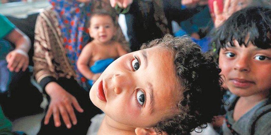 UHİM: Mülteci Çocuklar Avrupa'da Korumasız