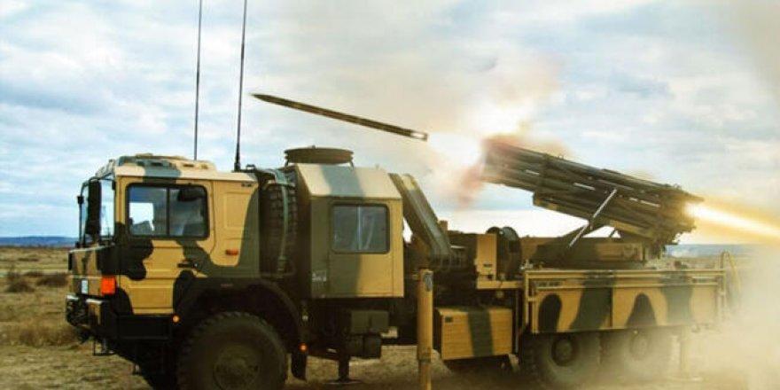 TSK İlk Defa Suriye'ye Roket Sistemi Sevkiyatı Yaptı
