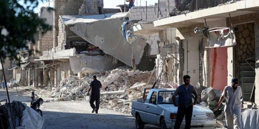 Rejimden Hama'nın Kuzeyine Askeri Sevkiyat