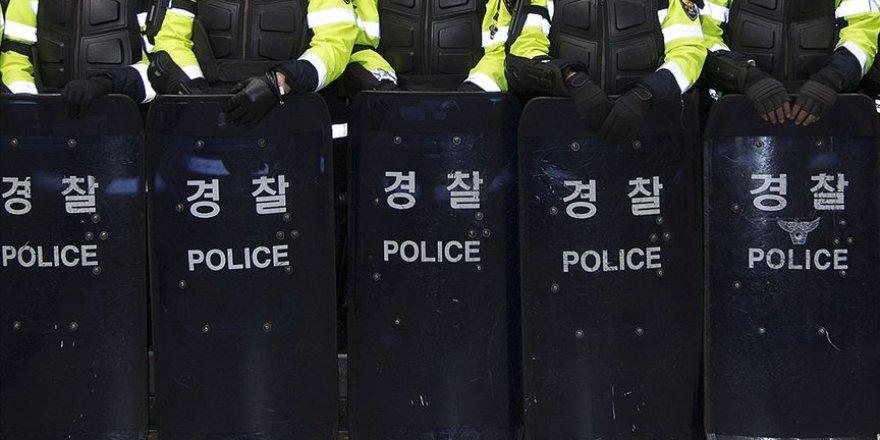 Güney Kore'de ABD Büyükelçiliğine Saldırı Girişimi