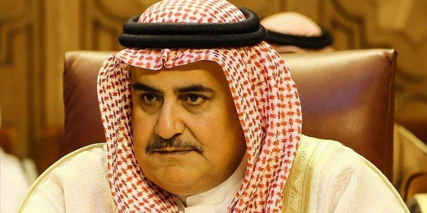 Bahreyn Siyonist İsrail ile Barış İstiyormuş!