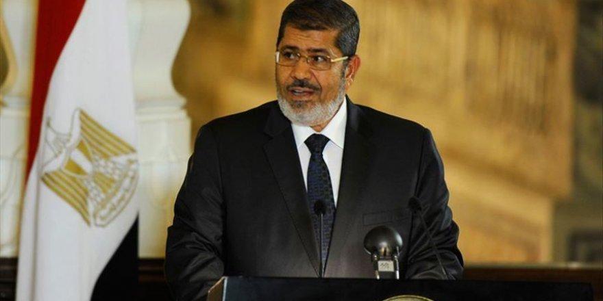 'Mursi Hayatını İnsanlığın Yüksek Değerleri Uğruna Feda Etti'
