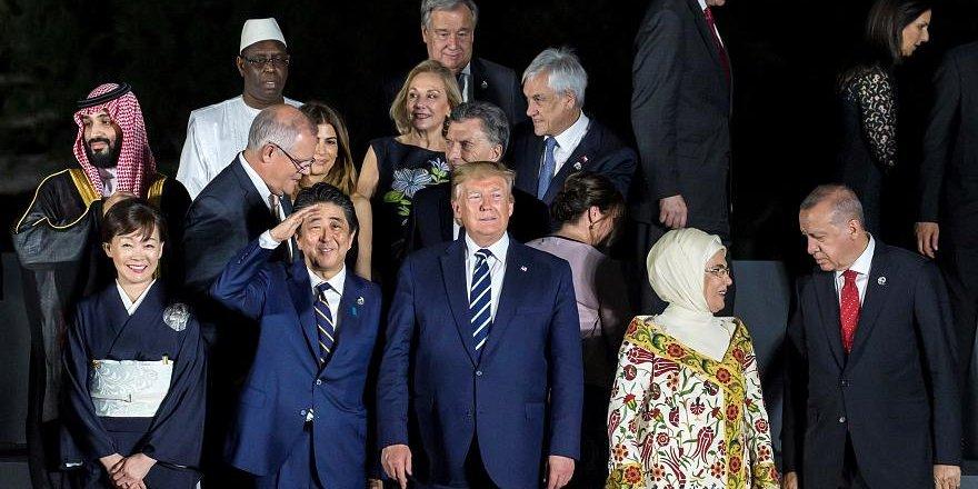 G20 Liderler Zirvesi'nde Kim Ne Dedi?