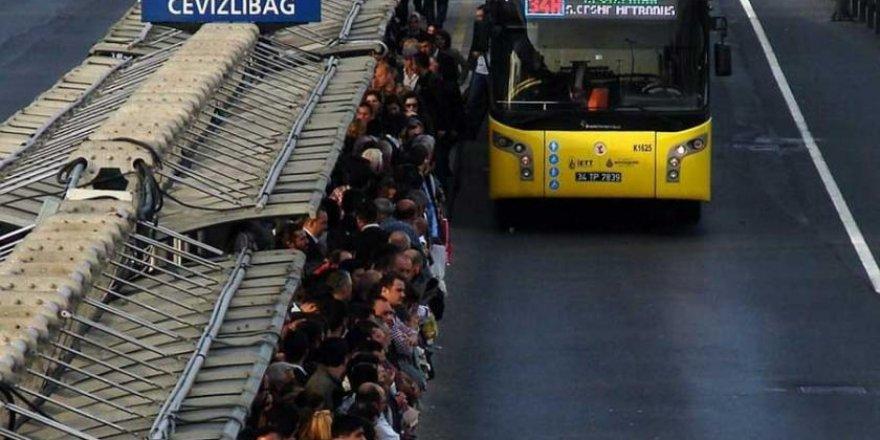 Metrobüs Seferlerinde Yeni Düzenleme