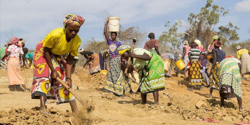 Kenya'da Kuraklık Nedeniyle Çok Sayıda Kişi Açlık Tehdidi Altında