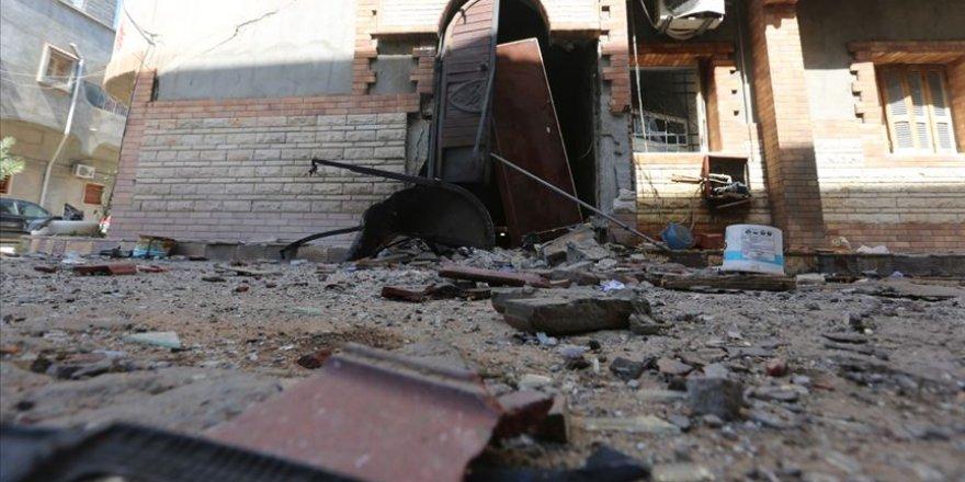 Tetikçi Hafter Güçlerinin Göçmen Merkezine Saldırısında Ölü Sayısı 44'e Yükseldi