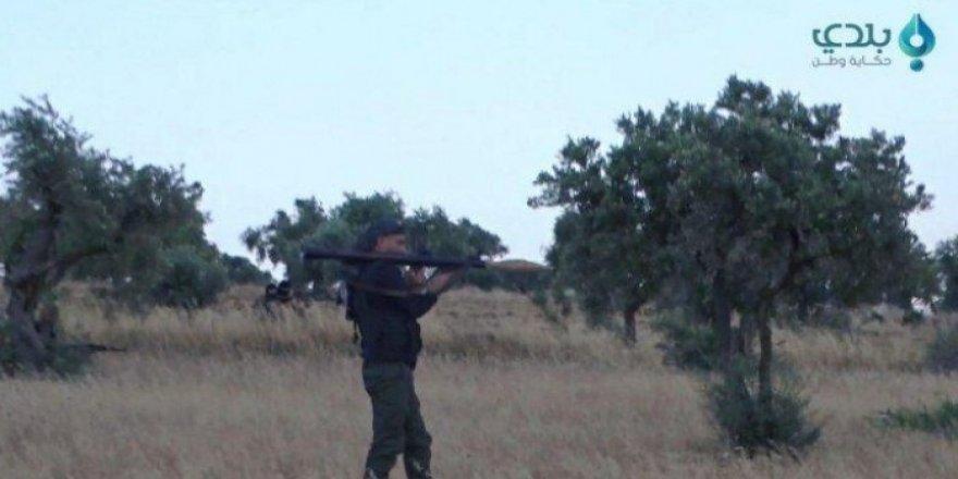 PKK'nın Halep'e Sızma Girişimi Püskürtüldü