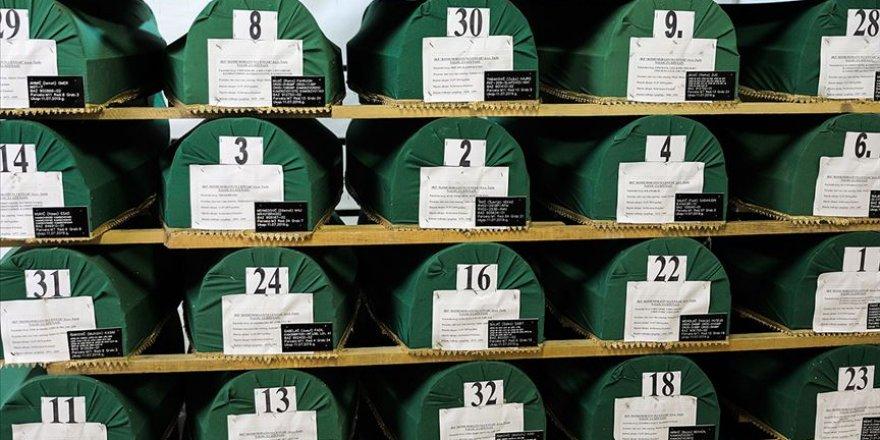 Srebrenitsa Soykırımı Kurbanlarının Cenaze İşlemleri Tamamlandı