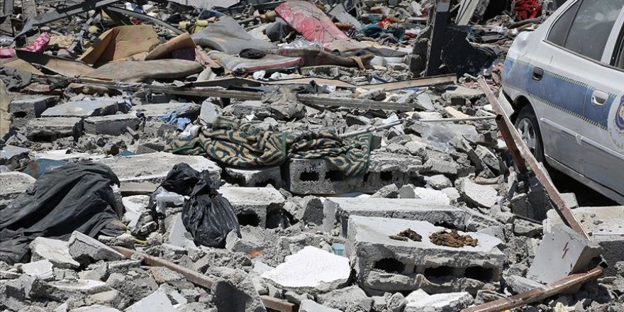 Libya'da Göçmenlerin Hedef Alındığı Saldırıda Ölü Sayısı 53'e Yükseldi