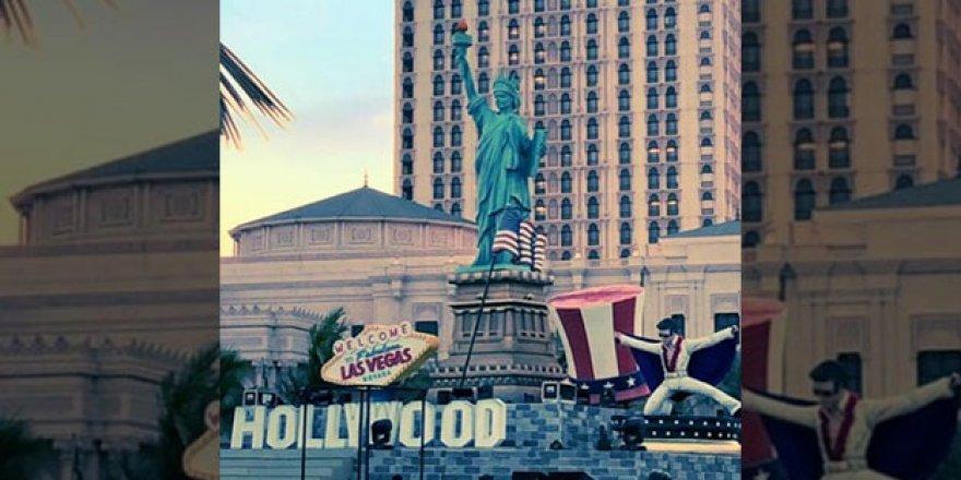 Suudi Arabistan, Sonunda ABD'nin Özgürlük Anıtını da Dikti