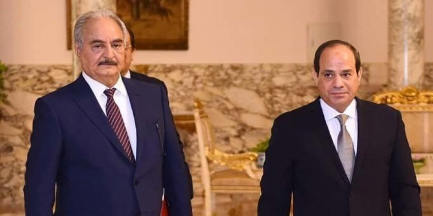 Darbeciler Kol Kola: Sisi'den Hafter'e Destek