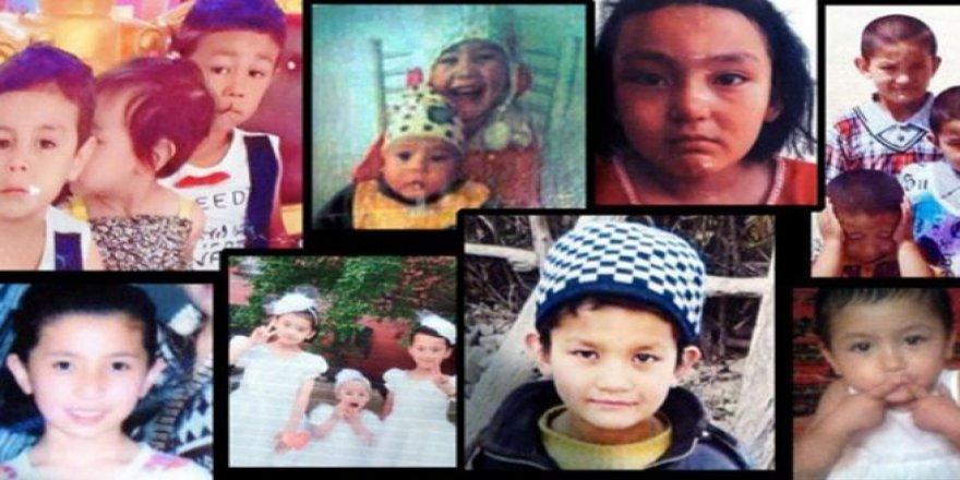 Çin Müslüman Çocuklara Kültürel Soykırım Uyguluyor