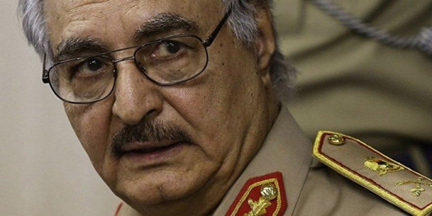 """""""Sudan, Hafter'e Destek İçin Bin Asker Gönderdi"""""""