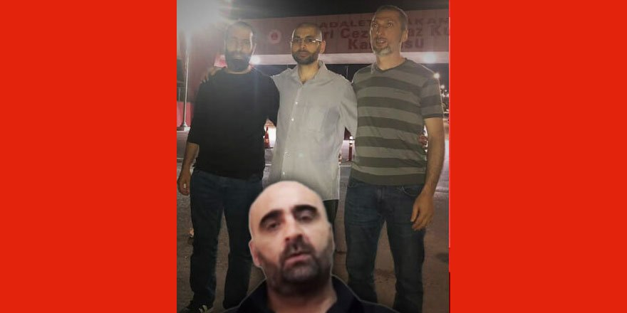 Hizb-ut Tahrir Üyesi 5 Tutuklu Tahliye Oldu
