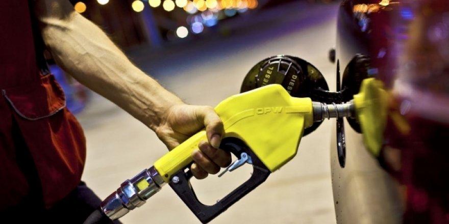 Benzine ve Motorine Zam