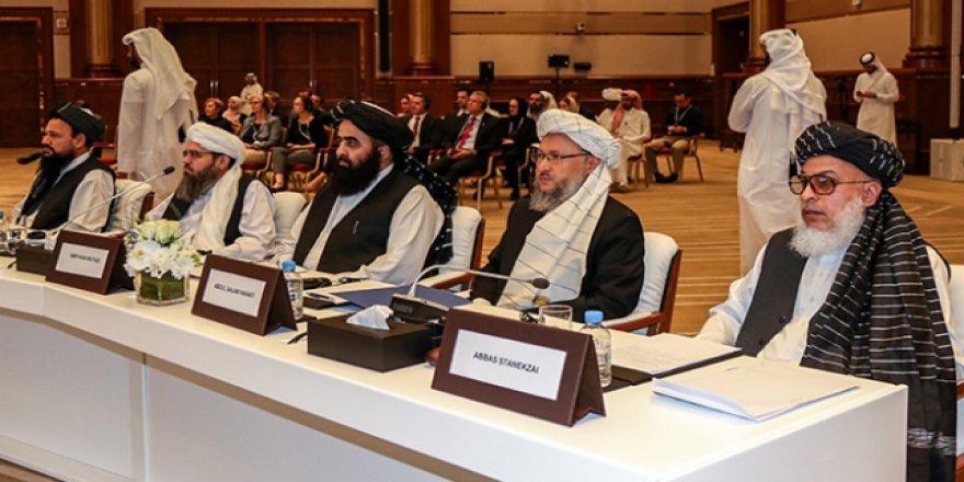"""Katar'da """"Afganistan İçi Diyalog Konferansı"""" Devam Ediyor"""
