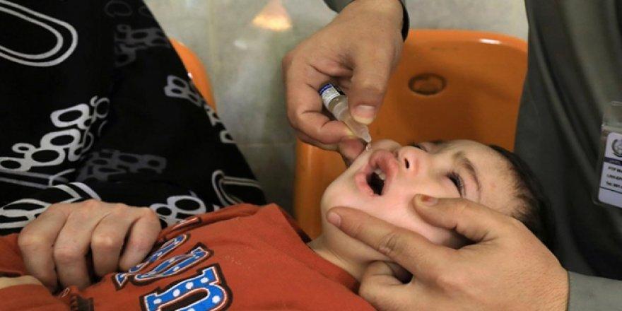 Pakistan'da Çocuk Felci Vakalarında Artış
