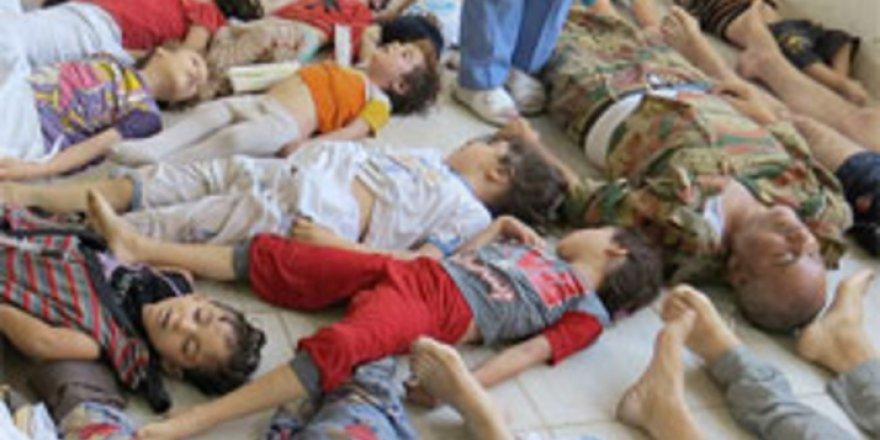 Suriye'den Kaç Srebrenitsa Çıkacak