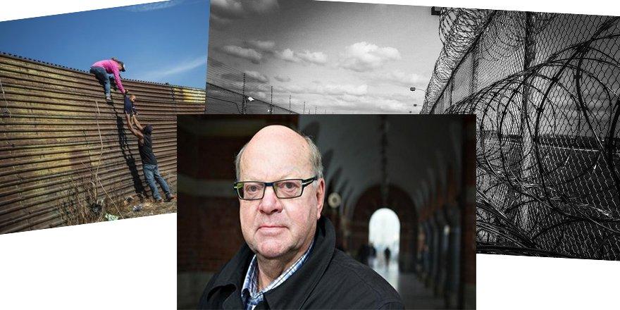 Danimarka'nın Sinan Oğan'ı Avrupa'nın Sınırlarına Tel Örgü İstemiş!